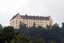 Baukunst in Baden - Schloss Heiligenberg
