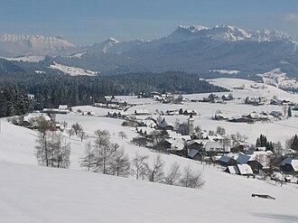 Buchholterberg - Image: Heimenschwand