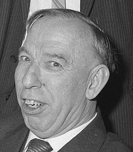 Hein Vos in 1961