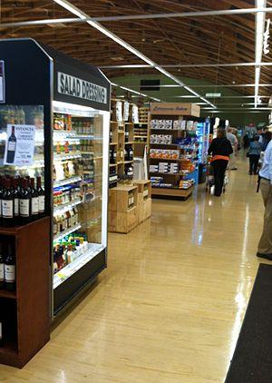Heinen's Fine Foods - The interior of a typical Heinen's store.