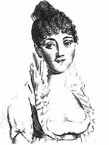 Helmina von Chézy (Quelle: Wikimedia)