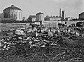 Helsingin kaupungin kaasulaitos Suvilahdessa, Pääskylänkatu 17 (Sörnäisten rantatie 20), kaasukellot, puhdistushuone ja kojehuone - N786 (hkm.HKMS000005-000000sg).jpg