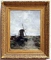 Hendrik Johannes Weissenbruch (1824-1903), De molen, 1899, Olieverf op doek.JPG