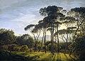 Hendrik Voogd - Italiaans landschap met parasoldennen.jpg