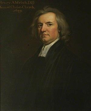 Henry Aldrich - Henry Aldrich.