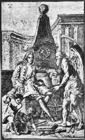 Henry Sully - Henry Sully (1680-1729).