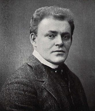 Hermann Vallentin - Hermann Vallentin 1906 (or before).