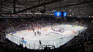 Paramount Fine Foods Centre indoor arena in Mississauga, Ontario