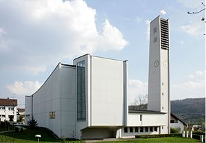 Plüderhausen - Catholic Sacred Heart Church (2010)
