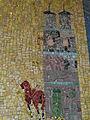 Herzliya Hebrew Gymnasium Mosaic - detail P1080392.JPG