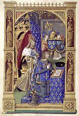 Livre d'heures de Charles VIII