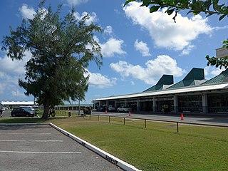 Hewanorra International Airport International airport serving Saint Lucia