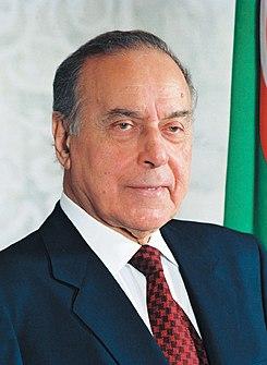 Heydar Aliyev Soviet and Azerbaijani politician