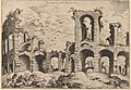 Hieronymus Cock, Second View of the Colosseum, probably 1550, NGA 91331.jpg