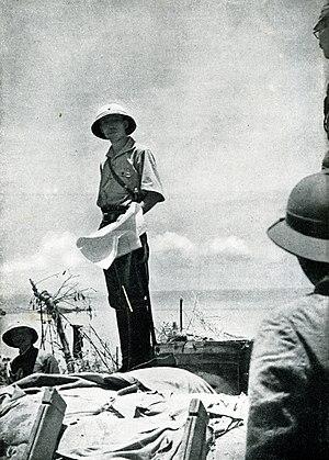 Morihiro Higashikuni - Image: Higashikunomiya Morihiko