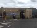 High Barnet tube station southern entrance, July 2017.png