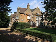 Highgate House Hotel Northampton