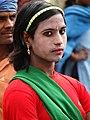 Hijra Dancer in Pilgrim's Market - Lumbini Development Zone - Lumbini - Nepal - 03 (13847481995).jpg