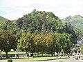 Hill of Via Crucis in Lourdes.jpg