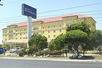 Hilton Garden Inn - Image: Hilton Garden Nuevo Laredo
