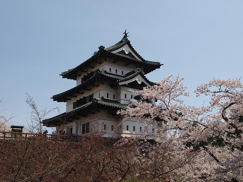 Hirosaki castle - panoramio (4)