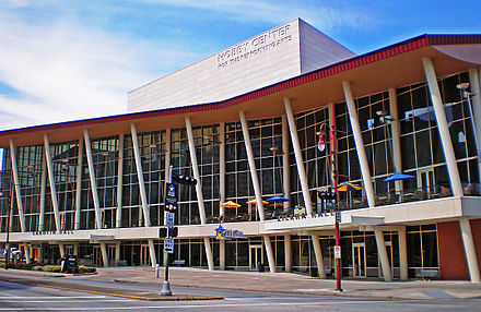 Hobby Center for the Performing Arts Hobbycenter.jpg