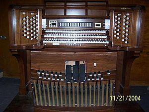 Hollywood High Organ Opus 481 -  Hollywood High School E. M. Skinner Organ Opus 481-A