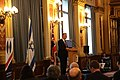 Holocaust Memorial Day at the FCO, 21 January 2015 IMG 2956 (16345935481).jpg
