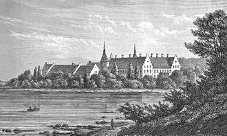 Holsteinborg Castle - Holsteinborg, c. 1872