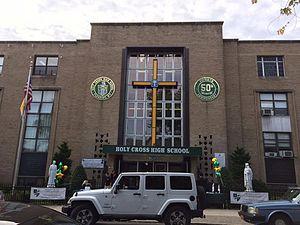 Holy Cross High School (Queens) - Image: Holy cross high school