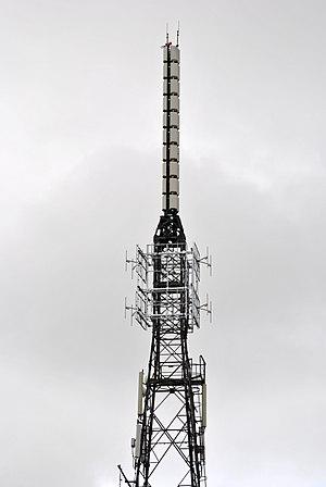 Holywell Hill - Image: Holywell top