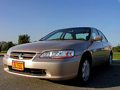 Honda Accord VI przed liftingiem
