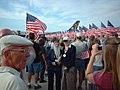 Honor Flight return Hill AFB, Oct 07 (5).jpg