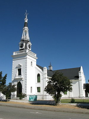 Hopefield, Western Cape - Hopefield Dutch Reformed Church