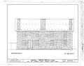 Hopewell Friends Meeting House, Interstate 81, Clear Brook, Frederick County, VA HABS VA,35-CLEAR.V,1- (sheet 4 of 8).png