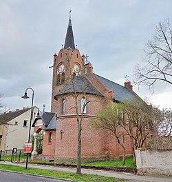Hoppenrade (Havelland) church 2016 NE.jpg
