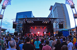 Hopscotch Music Festival - Image: Hopscotch Music Festival
