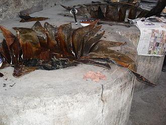 Barbacoa - Maguey leaves