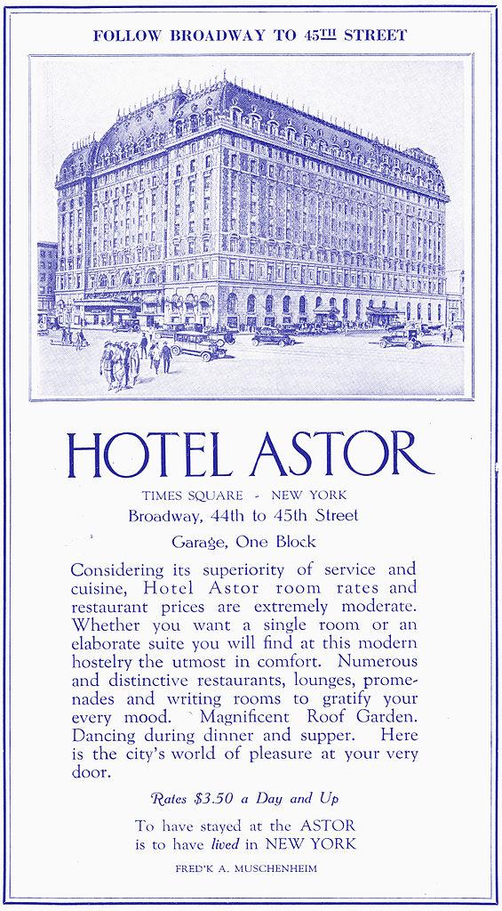 The Astor Hotel Blackpool
