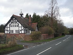 House beside the B 5067 at Crossgreen - geograph.org.uk - 664245.jpg