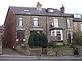 Houses in Wadsley Lane, Hillsborough, Sheffield - geograph.org.uk - 755373.jpg