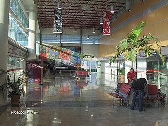 Culiacán International Airport - Culiacán International Airport.