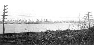 U.S. Route 9W - Hudson River Mothball Fleet