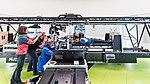 Human centrifuge, envihab, DLR Cologne-6813.jpg