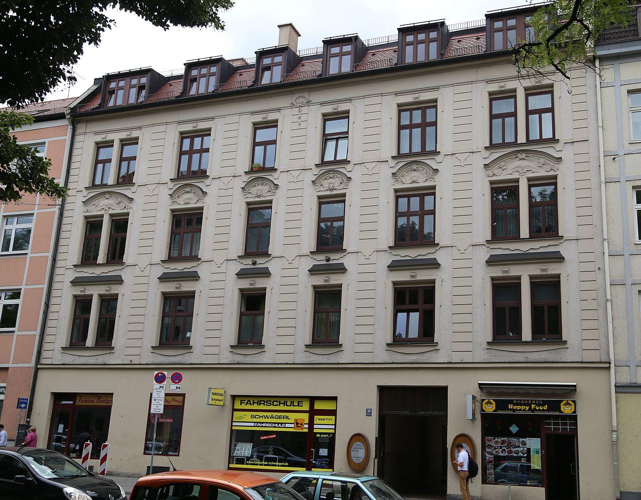 Humboldtstr München file humboldtstr 38 muenchen 1 jpg wikimedia commons