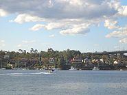 Huntleys Point Parramatta River