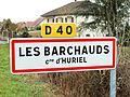 Huriel-FR-03-panneau d'agglomération-Les Barchauds-2.jpg