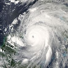 A picture of Hurricane Ivan