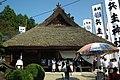 Hyozu-jinja 兵主神社拝殿(西脇市黒田庄町岡) DSCF1015.jpg