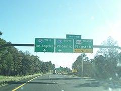 Phoenix To Flagstaff >> Interstate 17 Wikipedia